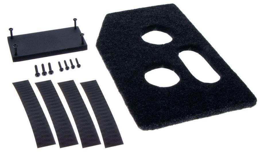 Boxmore-Montageplatte für Endstufe