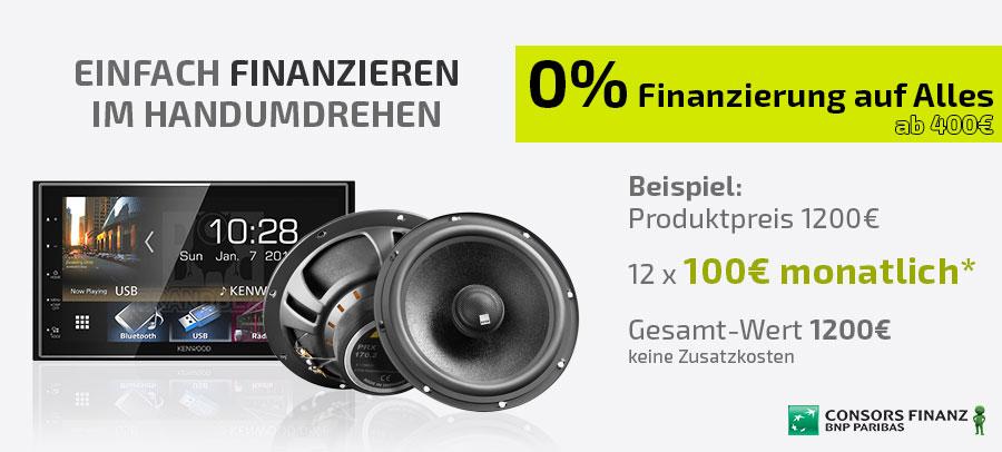 0% Finanzierung bei ARS24